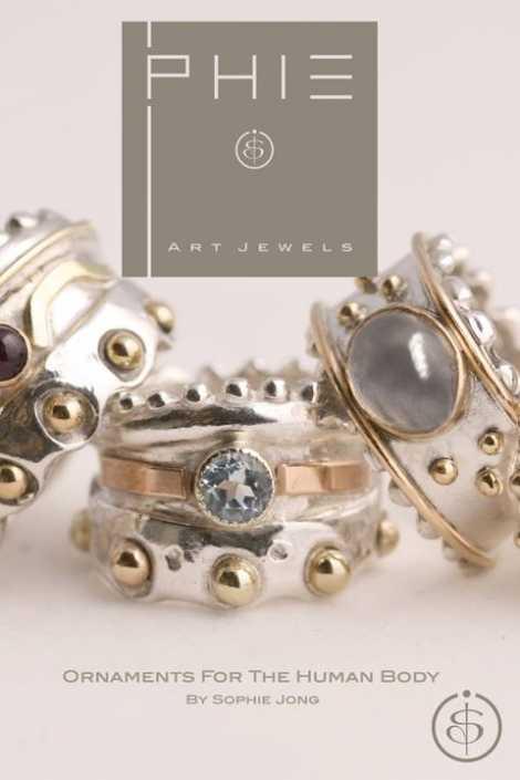 Phie Art handgemaakte ringen